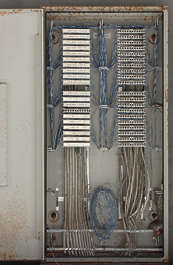 fusebox wires electric electricity