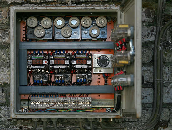 fusebox fuses electricity