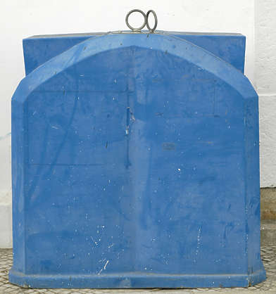 fiberglass container garbage trash dumpster