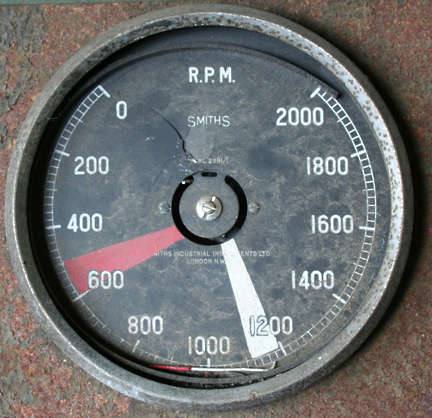 Gauges0044 Free Background Texture Meter Dial Rpm