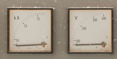 meter gauge electricity amps voltage