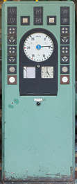 meter gauge gauges meters clock old