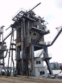 machine machinery pipes building industrial dredging