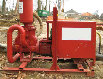 machine heavy pump