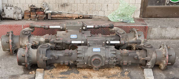 south korea axis axle axletree car vehicle part manmade machinery