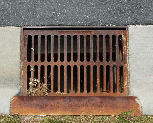 manhole sewer grate grating metal