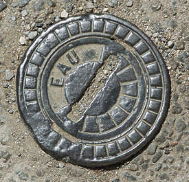 sewer round lid small