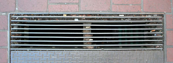 sewer rectangle grate grating