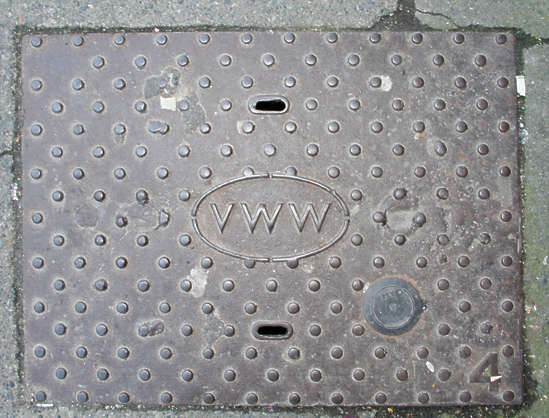 sewer rectangle lid metal