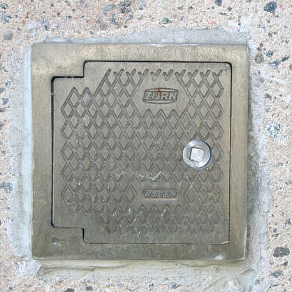 sewer lid square
