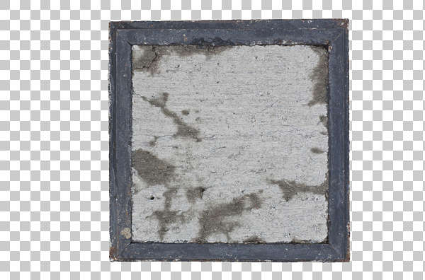 sewer lid concrete rectangular square