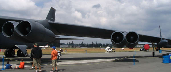 vehicle aircraft airplane b52 bomber military