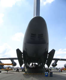 vehicle aircraft galaxy airplane military transport cargo