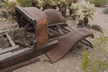 USA nelson ghost town ghosttown vehicle car wreck old rusted classic vintage