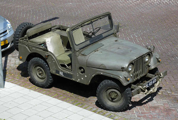 vehicle car jeep willies mark 3 MKIII WWII army