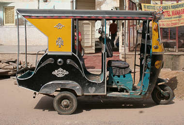 india vehicle tuktuk taxi