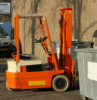 vehicle forklift