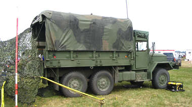vehicle truck transport military