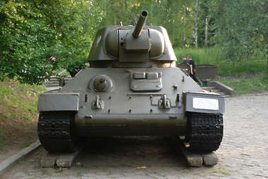 tank WWII vehicle reference