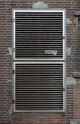 vent ventilation metal grate clean isolated