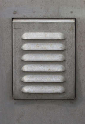 vent ventilation grate metal small clean