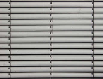 vent ventilation grate metal blinds