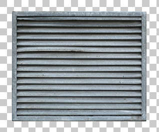 vent ventilation grate metal isolated