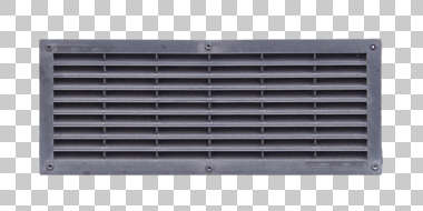 vent ventilation grate metal plastic black dark isolated