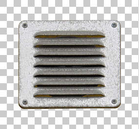 vent ventilation grate metal small isolated