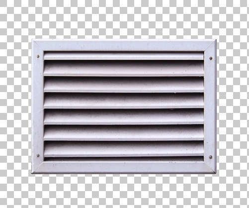vent ventilation grate metal clean painted isolated