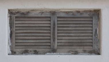 grate vent wood wooden