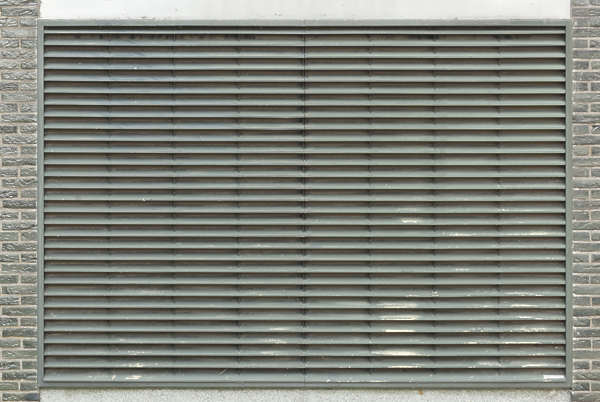 vent large metal new clean