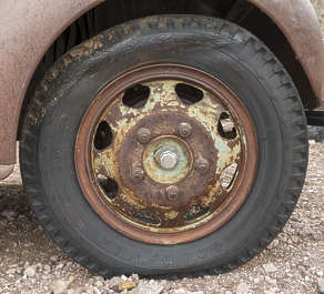 USA nelson ghost town ghosttown wheel tire vintage classic old