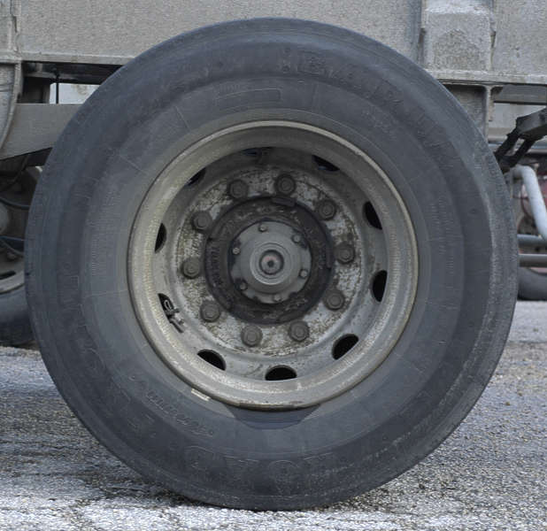 Wheels0058 Free Background Texture Wheel Truck Big