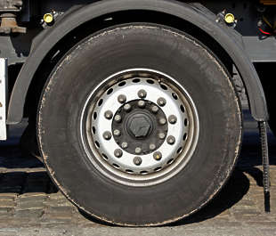 wheel truck tire tyre