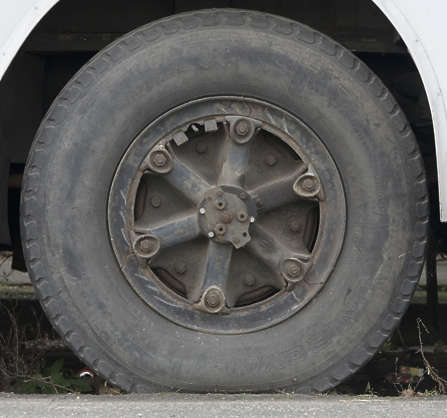 wheel truck tyre tire