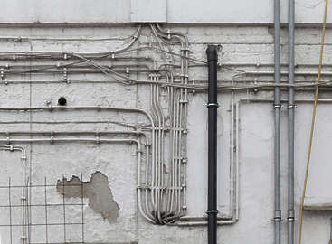 Wires And Cable Gutters