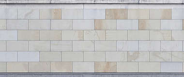brick large sharp clean new marble tile