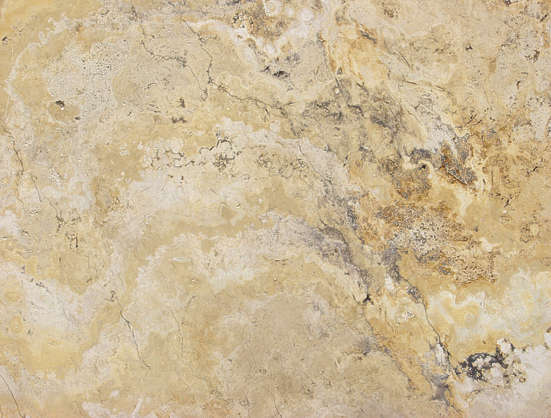 marble beige brown yellow holes