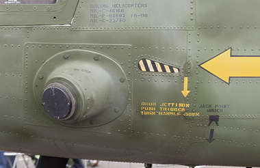 aircraft panel rivet rivets chinook helicopter metal handle seam