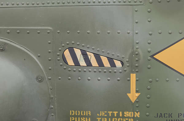 aircraft panel rivet rivets chinook helicopter metal latch handle seam