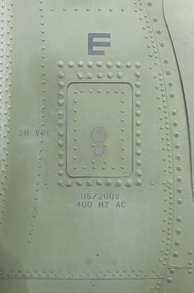 aircraft panel rivet rivets chinook helicopter metal hatch seam