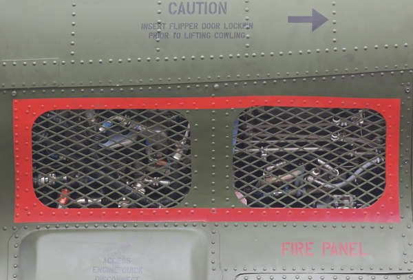 aircraft panel rivet rivets chinook helicopter metal fire panel