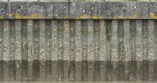 Seamless metal wall texture Rusty Metal Dock Harbour Seaside Bulkhead Waterside Riverside Wall Mossy Uk Texturescom Metalbulkheads0077 Free Background Texture Metal Dock Harbour