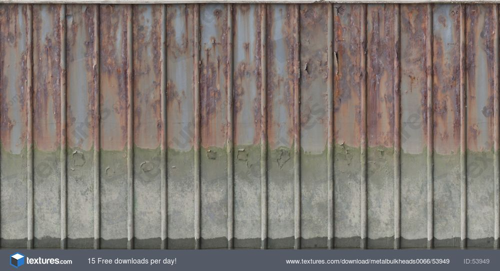 Heart TOKYO rusty metal style design - Metal Wall Plate WP/_ILC/_037 I Love
