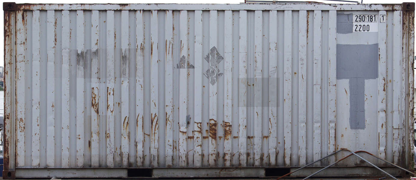 metalcontainers0001 - free background texture