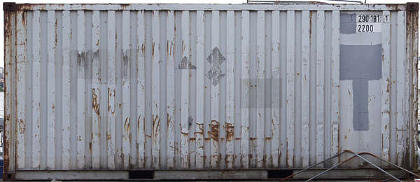 metal container side rust