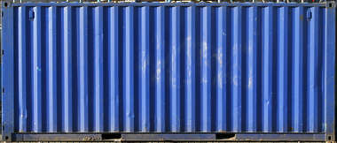container shipping metal