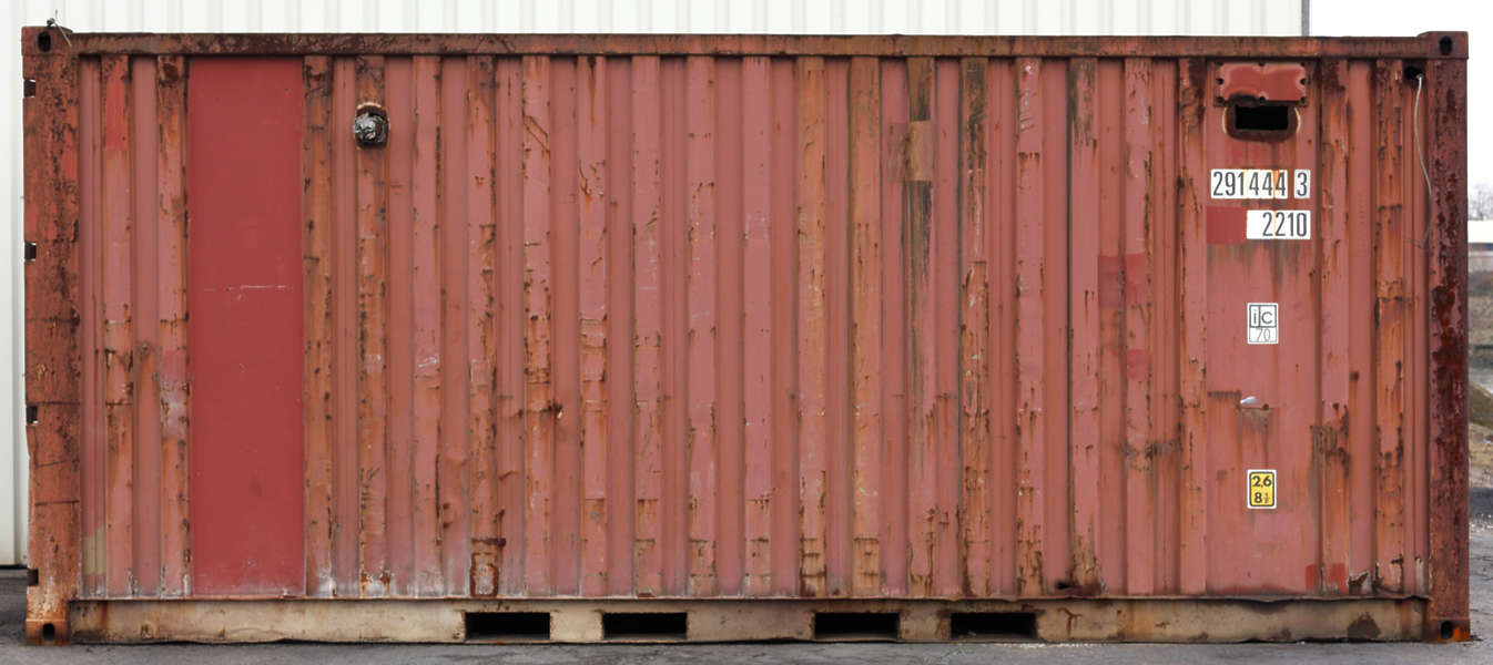 Metalcontainers0124 Free Background Texture Metal