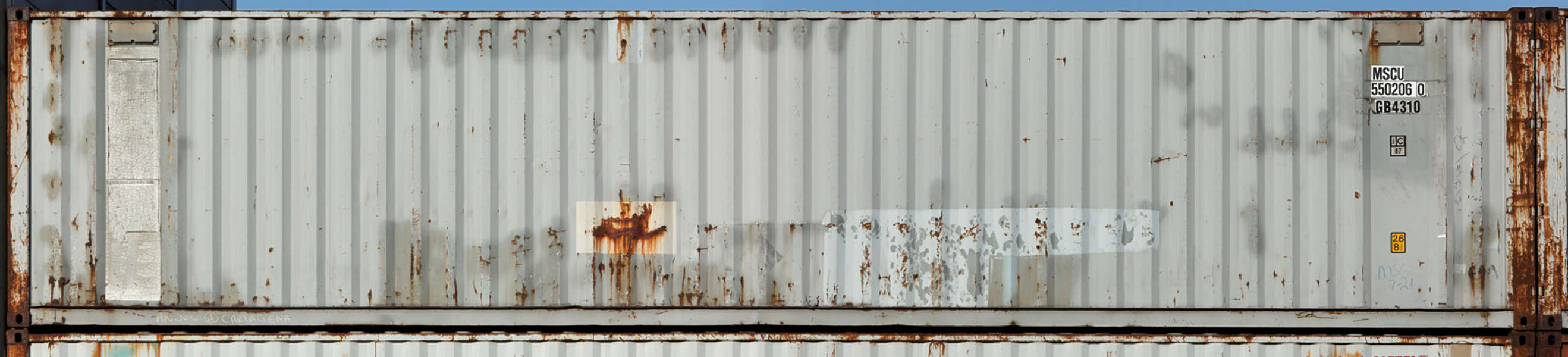 Metalcontainers0130 Free Background Texture Container